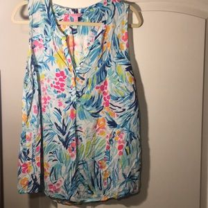 Lilly Sleeveless Blouse